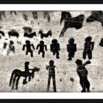 Antichi prigionieri di uno specchio sospeso